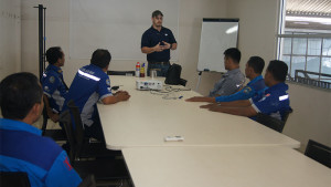 PPI Technical Crew Training